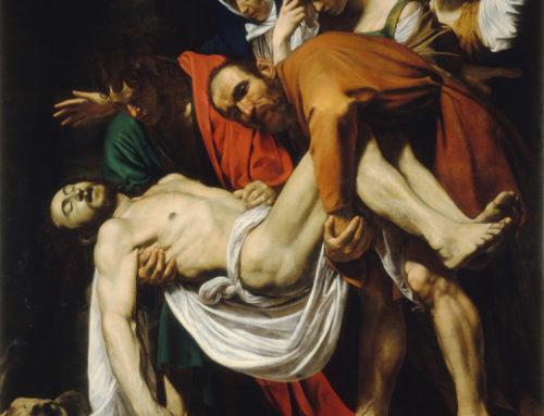 Caravaggio en Roma
