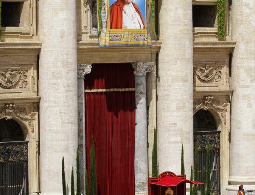 A lesson to doctors (by Saint John Paul II)