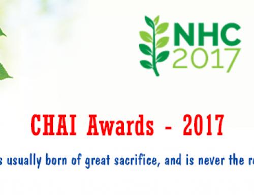 CHAI AWARDS 2017