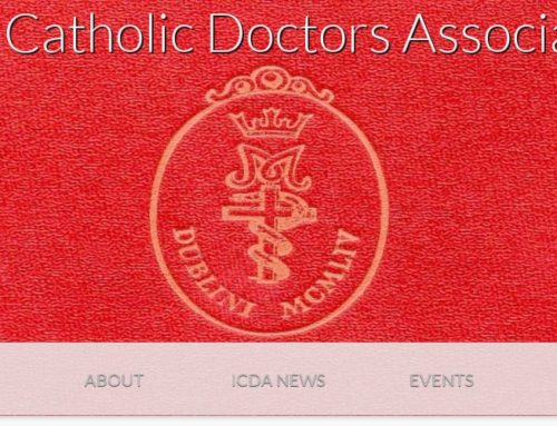 Submission of the Irish Catholic Doctors Association on the Dying with Dignity Bill 2020