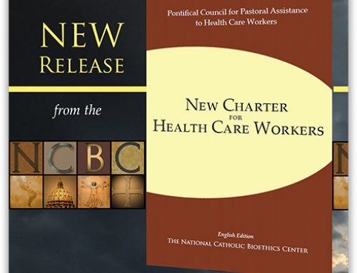 The New Charter for Health Care Workers (on line)