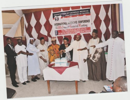 COMMUNIQUE ASSOCIATION CATH MEDICAL PRACTITIONERS NIGERIA