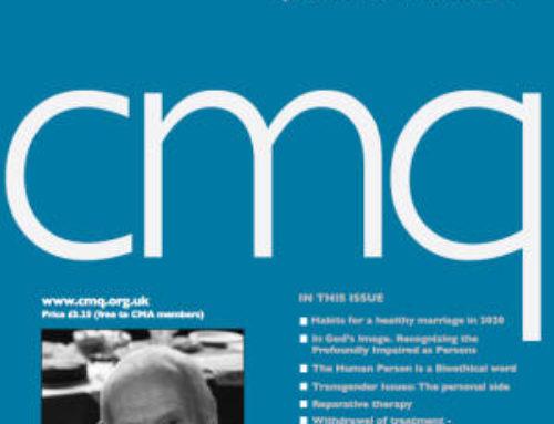 Catholic Medical Quarterly