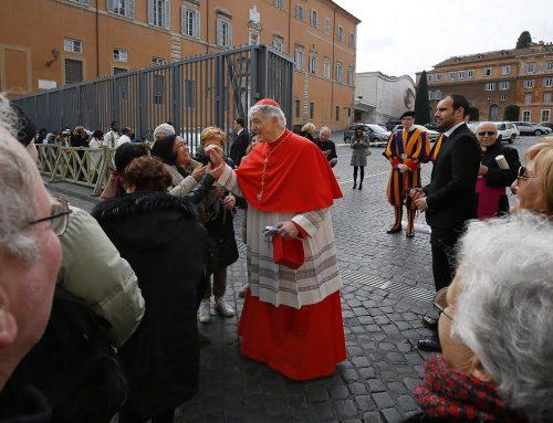 Intervista di Interris al cardinale Menichelli
