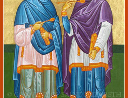 USA Educational Conference 2020: Saints Cosmas and Damien, Pray for US