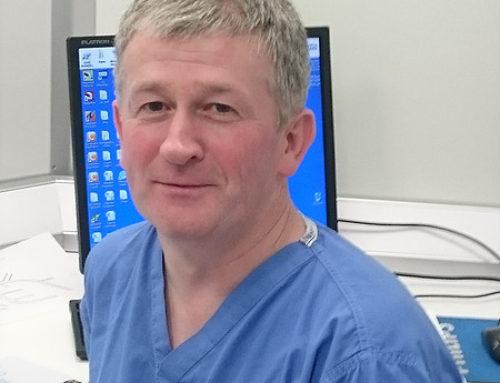Dr. Dermot Kearney (CMA-UK)