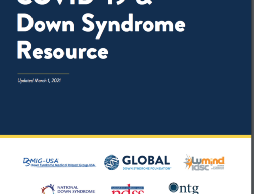 COVID and Down Syndrome
