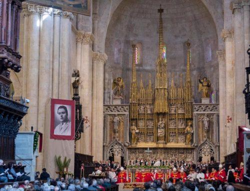 El Dr. Marià Mullerat, en los altares