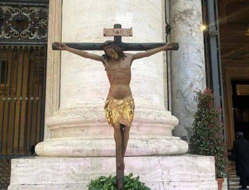 Chemin de croix proposé