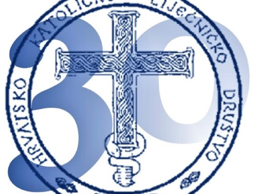 30th Anniversary of the Croatian Catholic Medical Society