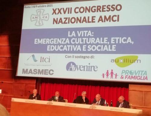 Defilippis: AMCI Congress began today