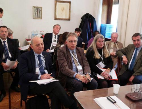 FIAMC Exco meeting, Rome, November 2018
