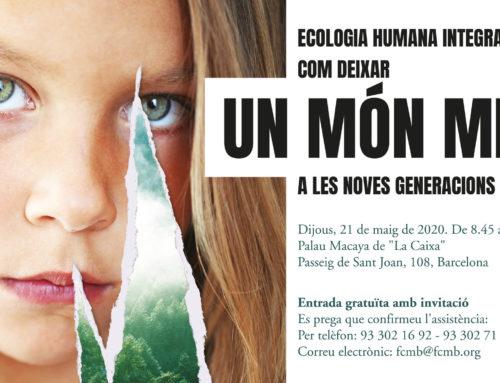 Jornada sobre Ecología humana integral