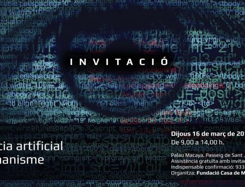 JORNADA FIAMC SOBRE INTELIGENCIA ARTIFICIAL, 2017