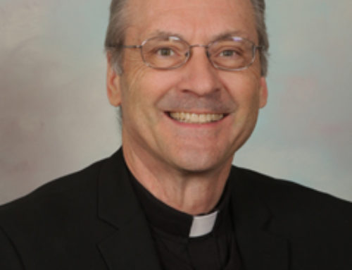 Fr Christopher Kubat, new Chaplain of the CMA-USA