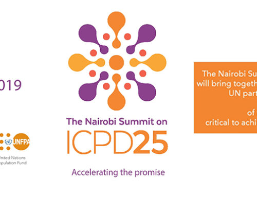 Statement: The Nairobi Summit on Population