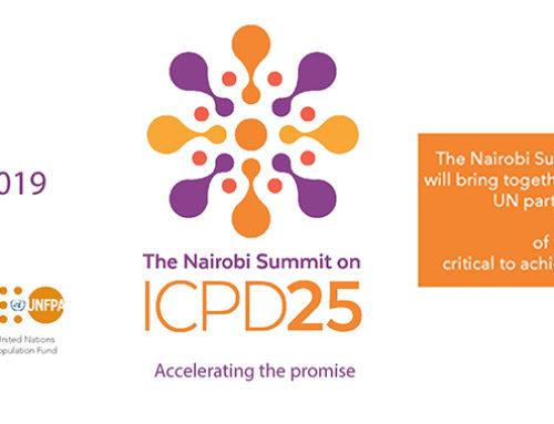 Statement: The Nairobi Summit on Population