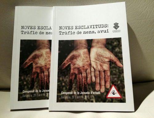 PUBLICADO POR FIN LIBRO SOBRE ESCLAVITUD INFANTIL