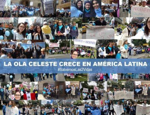 El rechazo al proyecto de aborto en Argentina es un aliento para Latinoamérica