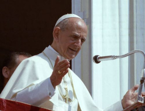 OUR DOCUMENT ON HUMANAE VITAE (2008)