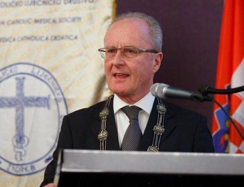 Prof. Dr. Bernard Ars, New President Of FIAMC