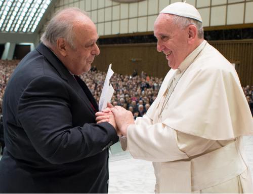 AMCI: In cammino con Papa Francesco