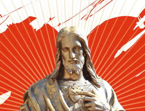 Renewal of our consecration to the Sacred Heart of Jesus