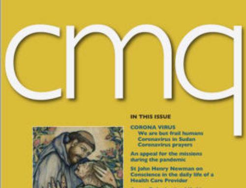Catholic Medical Quarterly, the Journal of the CMA-UK