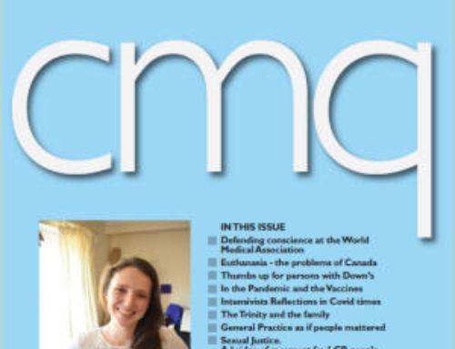 Catholic Medical Quarterly Volume 71(3) August 2021
