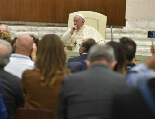 "Pope: ""pharmaceutical marginality"" furthers gap between nations"