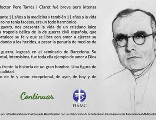 Pere Tarrés, médico de guerra