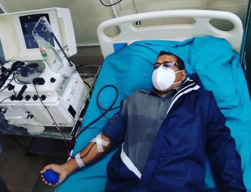 Faith and hope help Catholic doctor beat Covid-19