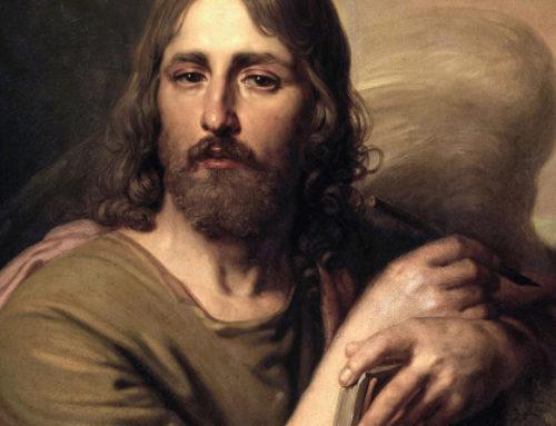 St. Luke, a medical doctor
