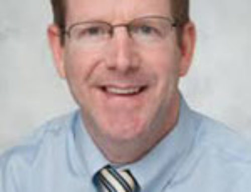 Congrats Dr. Frank McNesby!