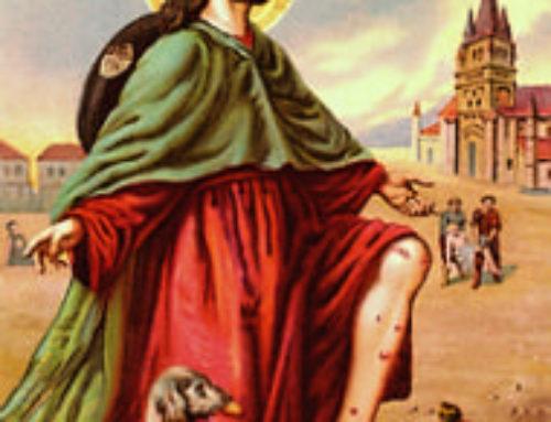 Coronavirus: oración a San Roque