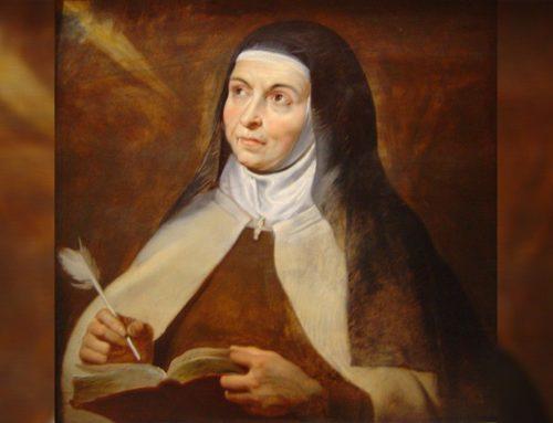 Santa Teresa de Jesús, precursora en Medicina