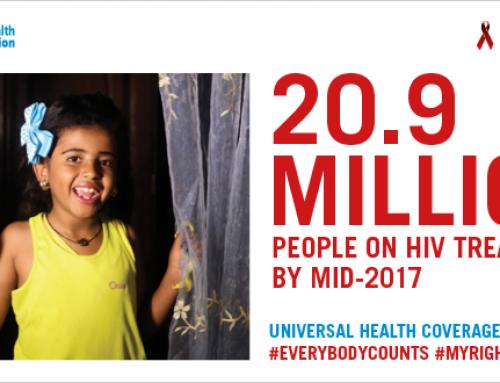 WORLD AIDS DAY, 1 DECEMBER 2017