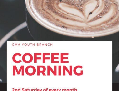 UK: CMA Youth Branch Coffee Morning