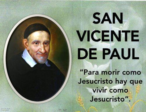 San Vicente de Paúl y las Hijas de la Caridad